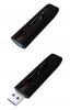 Clé USB SANDISK CRUZER EXTREME SDCZ80 NOIR 64GO