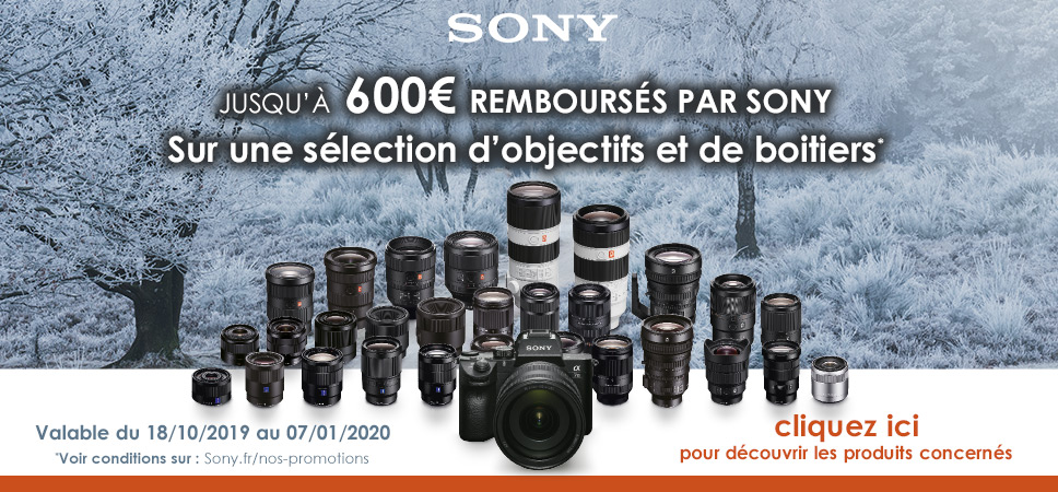 ODR SONY HIVER