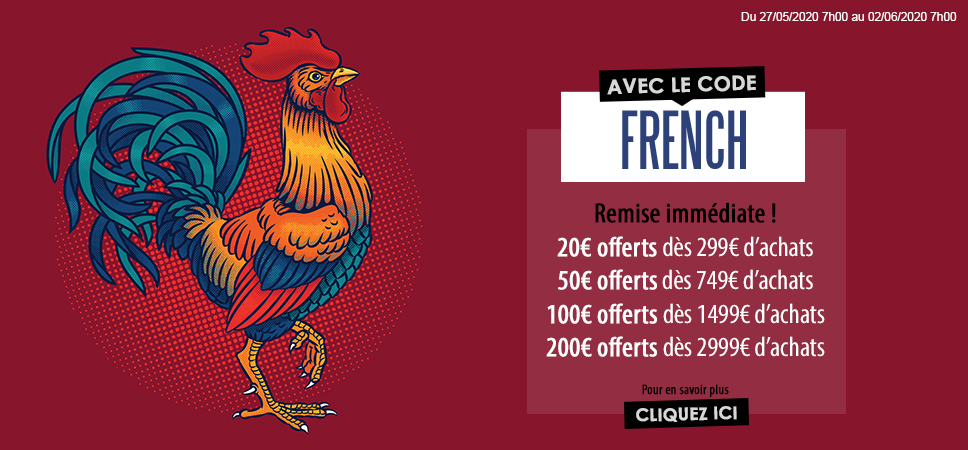 Offre Spéciale - FRENCH