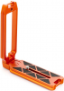 3 LEGGED THING QR11-FB L-Bracket Universel Orange