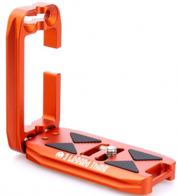 3 LEGGED THING Ellie L-Bracket Universel Orange
