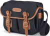 BILLINGHAM (8926) Fourre-Tout Hadley Small Canvas Noir/Tan