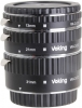 VOKING Tube-Allonge Macro 13mm/21mm/31mm pour Canon DSLR