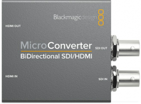 BLACKMAGIC DESIGN Micro-Convertisseur BiDirect SDI/HDMI wPSU
