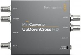 BLACKMAGIC DESIGN Mini-Convertisseur UpDownCross HD