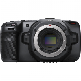 BLACKMAGIC DESIGN Pocket Cinema Camera 6K (New)