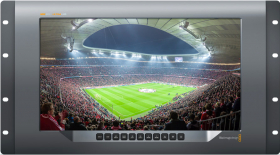 BLACKMAGIC DESIGN Moniteur Broadcast Smartview 4K