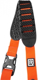 BLACKRAPID Courroie CROSS SHOT Breathe Orange