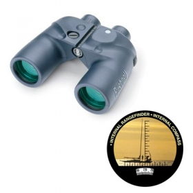 BUSHNELL Jumelles Marine 7X50 Compass/Reticle (137500)