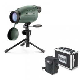 BUSHNELL Lunette Terrestre Sentry WP Ultra Compact 12-36x50