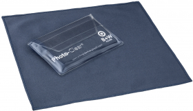 B+W Chiffon Microfibre Photo Clear 20x18cm Navy