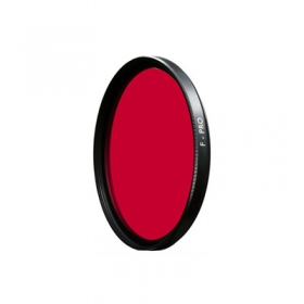 B+W Filtre Rouge Dark (091) MRC F-Pro D62mm (45952)