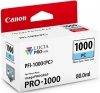 CANON Encre PFI-1000PC Photo Cyan
