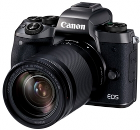 CANON Eos M5 + 18-150mm f/3.5-6.3 IS STM + Bague EF-M (OP 5) (OP 12)