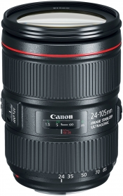 CANON 24-105mm EF f/4 L IS II USM