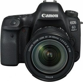 CANON Eos 6D Mark II + 24-105mm f/3.5-5.6 EF IS STM (OP VACANCES)