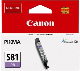CANON Encre CLI-581 Photo Bleu