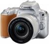 CANON Eos 200D Silver+ 18-55mm f/4-5.6 EF-S IS STM Silver (OP 9)