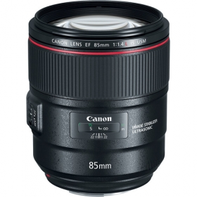 CANON 85mm EF f/1.4 L IS USM (OP 5)(OP 1)