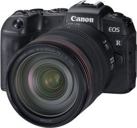 CANON Eos RP + RF 24-105mm IS USM + Bague d'adaptation