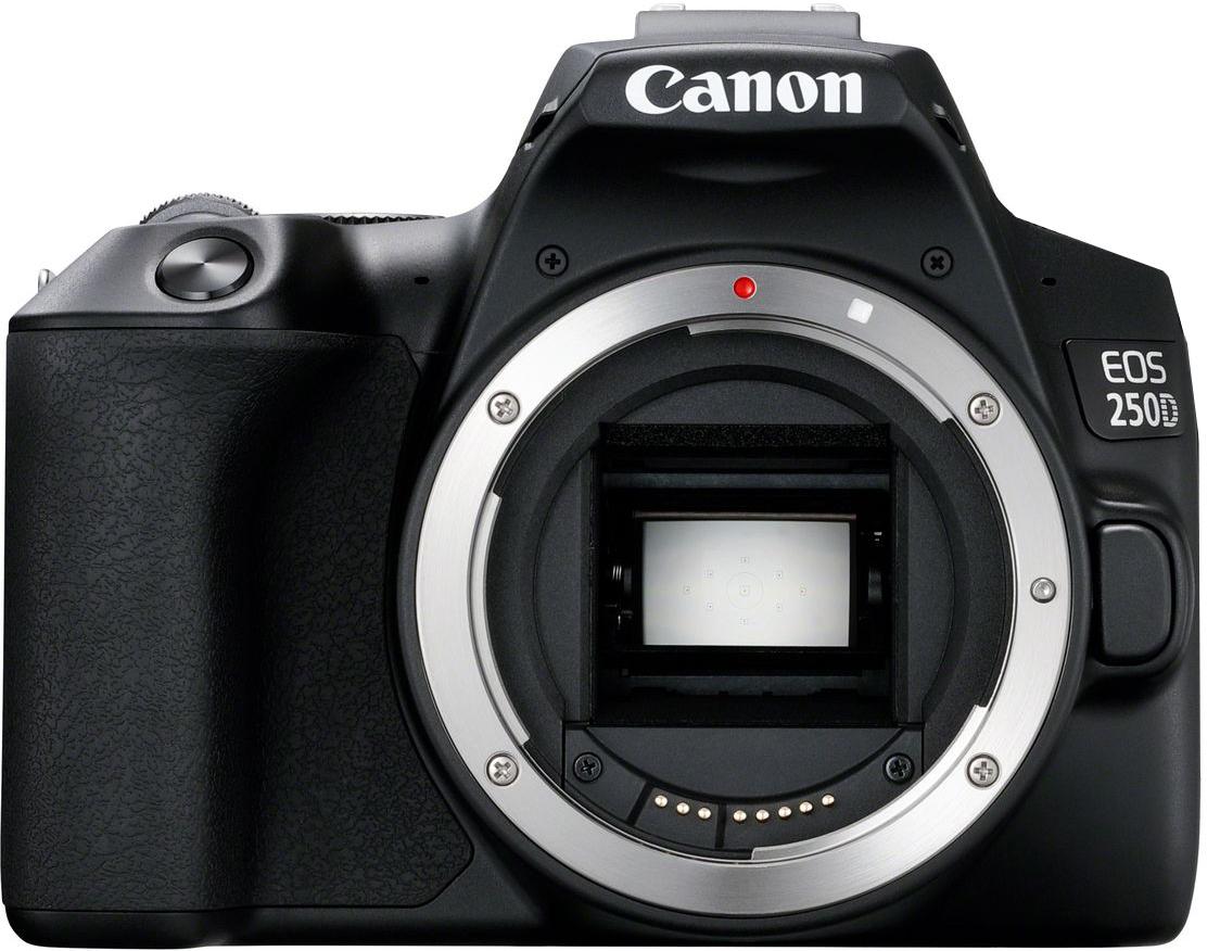 Canon Noir Boitier Nu 250d Eos 4549292132700 7Yfgby6