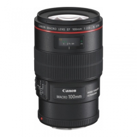CANON 100mm EF Macro f/2.8 L IS USM