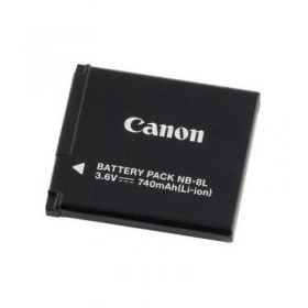 CANON Batterie NB-8L