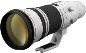 CANON 500mm EF f/4 L IS II USM (OP 5)