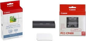 CANON Kit KC-18IS + PCC-CP400 (Selphy CP-810 et CP-900)