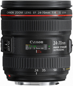 CANON 24-70mm EF f/4 L IS USM (OP 5) (OP 4)