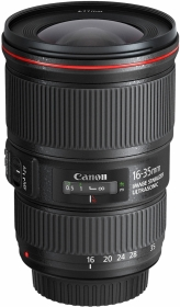 CANON 16-35mm EF f/4 L IS USM (OP 5) (OP 12) (OP 2XODR)
