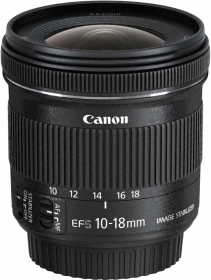 CANON 10-18mm EF-S f/4.5-5.6 IS STM (OP MEUH)