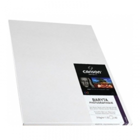 CANSON Papier Photo Infinity Baryta Photographique A2 310g 25 F