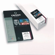 CANSON Papier Photo Infinity RC A2 270g 25 Feuilles Photosatin