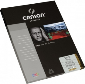 CANSON Papier Photo Infinity Baryta Prestige A3 340g 25 Feuilles