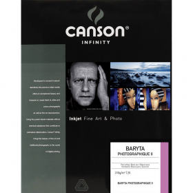 CANSON Papier Photo Infinity Baryta Photo II 310G A2 25F (New)