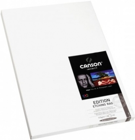 CANSON Papier Photo Infinity Edition Etching Rag A2 310g 25 Feuilles