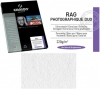 CANSON Papier Photo Infinity Rag Photo Duo A4 220g 25 Feuilles