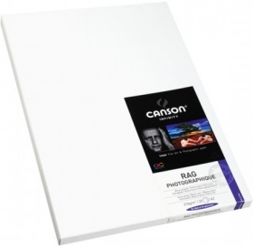 CANSON Papier Photo Infinity Rag Photo A2 310g 25 Feuilles