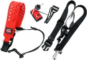 CARRY SPEED Courroie Extreme Sling Strap Rouge