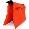 CARUBA Sac de Sable Double pour Trépied de Studio Small - Orange