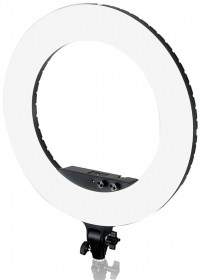 CARUBA Ring Led (45cm) pour Vlogger
