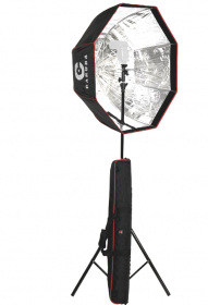 CARUBA Kit Orb Speedlite 80cm (Sac de Transport inclus)