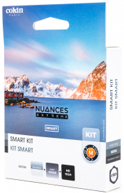 COKIN Smart Kit Nuances Extrême/ND1024/GND8/GND4R Série P (destock)