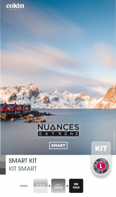 COKIN Smart Kit Nuances Extreme ND1024 - Soft GND8S - Inversé GND4R