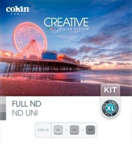 COKIN Kit 3 Filtres ND (152-153-154) Série X (Soldes)