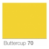 COLORAMA Fond de Studio 2.72 X 11m Buttercup (DS)