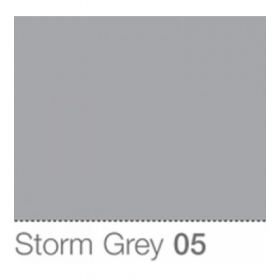 COLORAMA Fond de Studio 1.35 X 11m Storm Grey