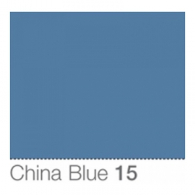 COLORAMA Fond de Studio 1.35 X 11m China Blue