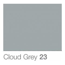 COLORAMA Fond de Studio 1.35 X 11m Cloud Grey